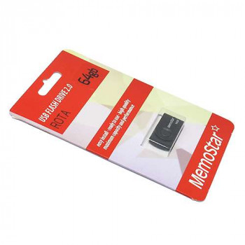 USB Flash memorija MemoStar 64GB ROTA crna