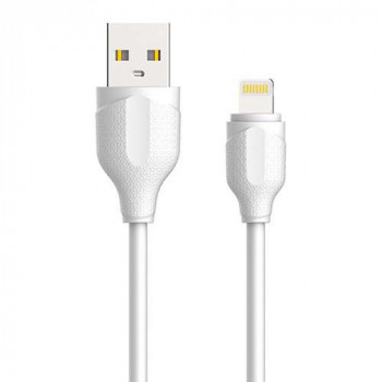 USB data kabal LDNIO LS371 za Iphone lightning 1m beli