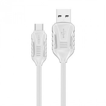 USB DATA Kabal Moxom MX-CB33 za type C beli 1m