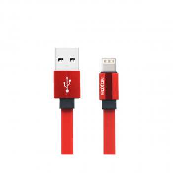 USB data kabal Moxom MX-CB11 za Iphone lightning 20cm crveni