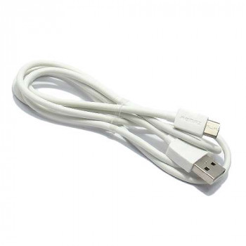 USB data kabal REMAX RC-006a Type C beli 1m