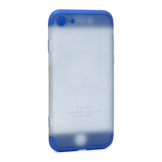 Futrola PVC 360 PROTECT NEW za Iphone 7/8 plava