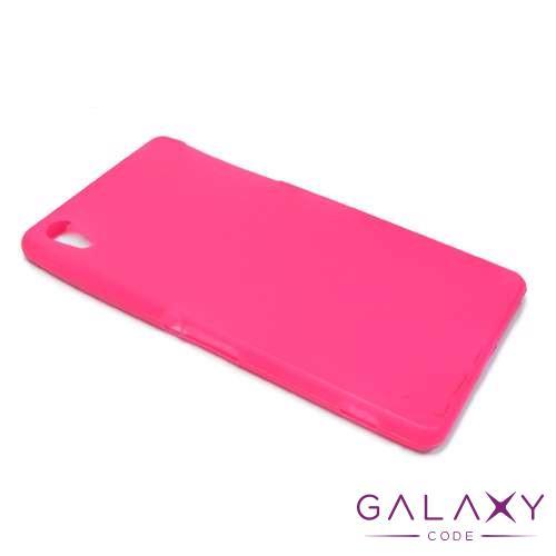 Futrola ULTRA TANKI KOLOR za Sony Xperia Z2 D6502 pink