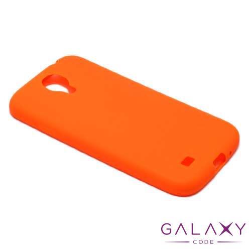 Futrola ULTRA TANKI KOLOR za Samsung I9500/I9505 Galaxy S4 narandzasta
