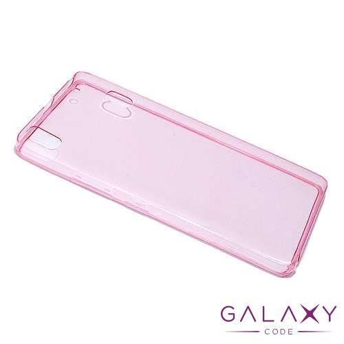 Futrola ULTRA TANKI PROTECT silikon za Lenovo A7000/K3 Note pink