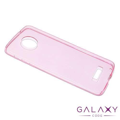 Futrola ULTRA TANKI PROTECT silikon za Lenovo Moto Z pink