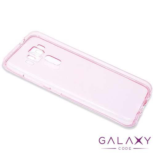 Futrola ULTRA TANKI PROTECT silikon za Asus Zenfone 3 ZE520KL pink