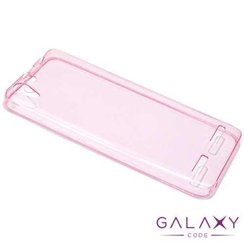 Futrola ULTRA TANKI PROTECT silikon za Lenovo A6020/A46 Vibe K5/K5 Plus pink