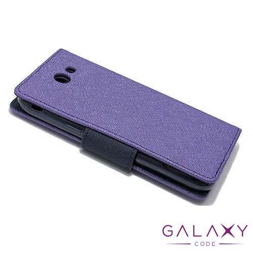 Futrola BI FOLD MERCURY za Samsung J327P Galaxy J3 2017 (USA) ljubicasta