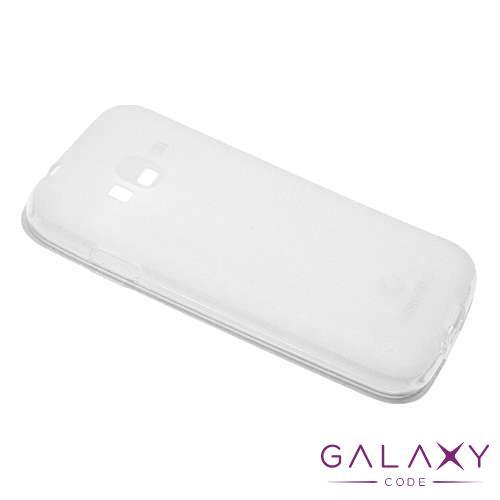 Futrola silikon DURABLE za Samsung J106F Galaxy J1 Mini Prime bela