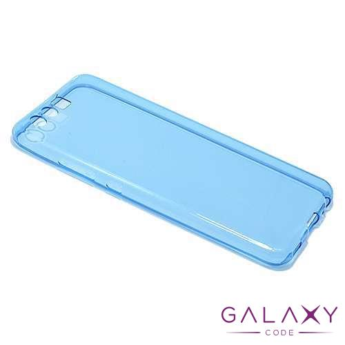 Futrola ULTRA TANKI PROTECT silikon za Huawei P10 plava