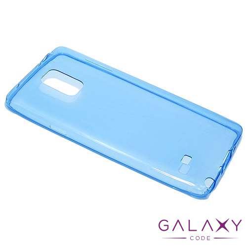 Futrola ULTRA TANKI PROTECT silikon za Samsung N910 Galaxy Note 4 plava
