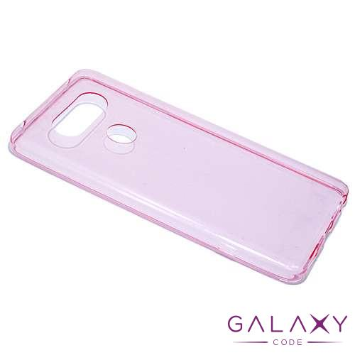 Futrola ULTRA TANKI PROTECT silikon za LG V20 pink