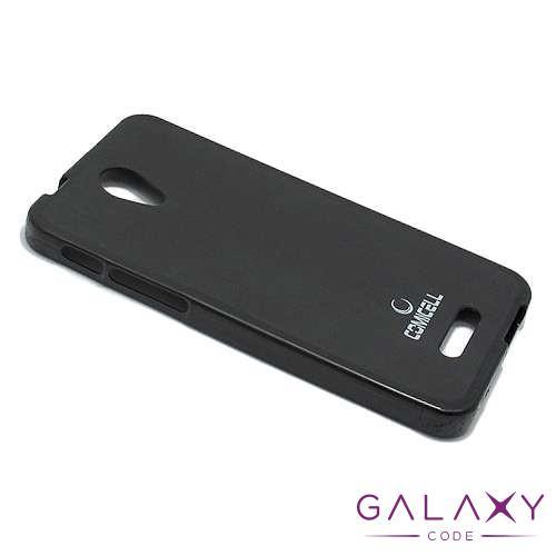 Futrola silikon DURABLE za Alcatel OT-5056D POP Plus crna