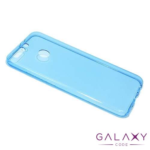 Futrola ULTRA TANKI PROTECT silikon za Huawei Honor 8 Pro/V9 plava