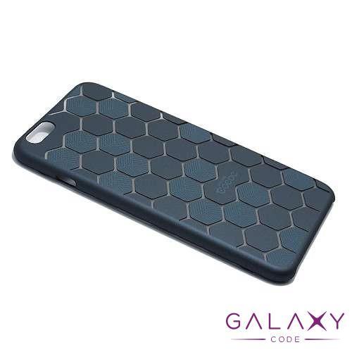 Futrola PVC HIVE za Iphone 6 Plus metalik plava