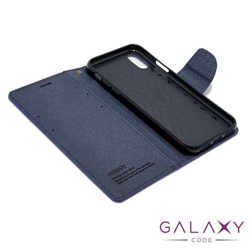 Futrola BI FOLD MERCURY za Iphone X/XS ljubicasta