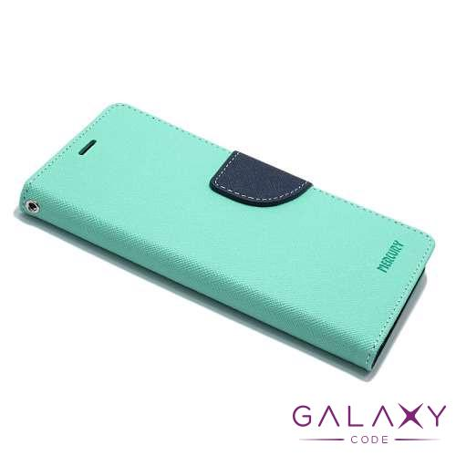Futrola BI FOLD MERCURY za Iphone X/XS tirkizna