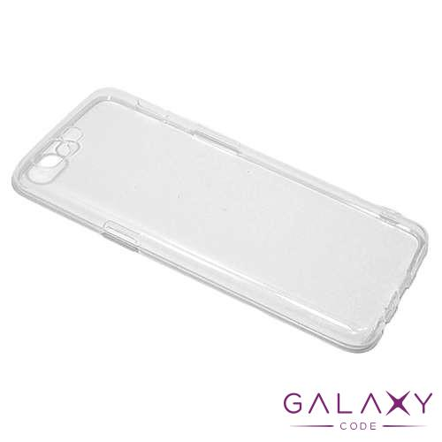 Futrola ULTRA TANKI PROTECT silikon za OnePlus 5 providna (bela)