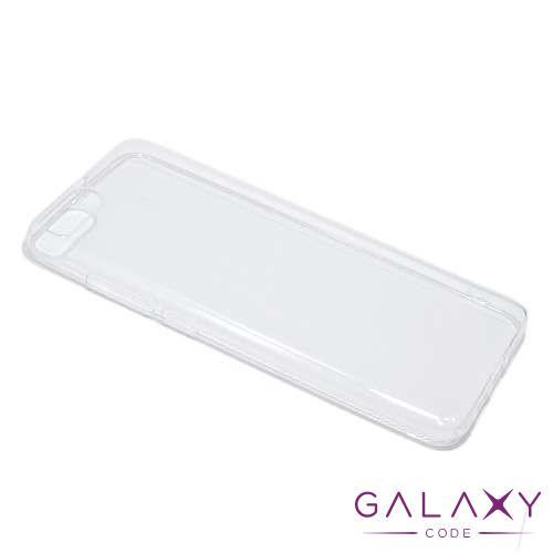 Futrola ULTRA TANKI PROTECT silikon za Xiaomi Mi Note 3 providna (bela)