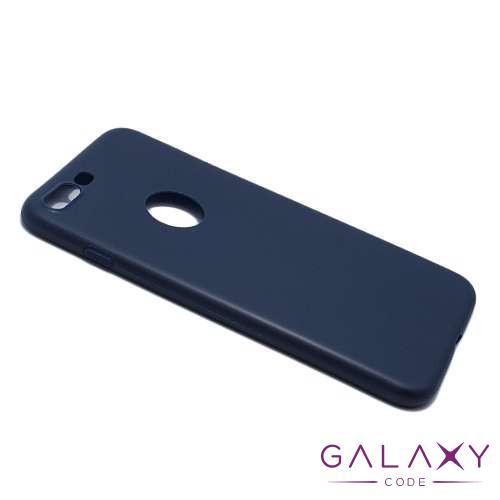 Futrola ULTRA TANKI KOLOR za Iphone 8 Plus teget