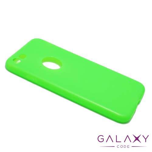 Futrola ULTRA TANKI KOLOR za Iphone 8 zelena