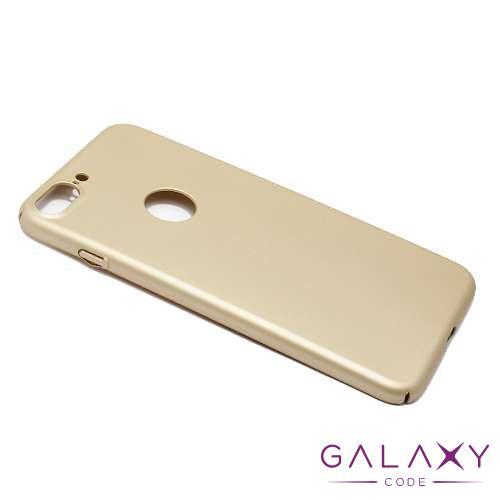 Futrola PVC Gentle za Iphone 8 Plus zlatna