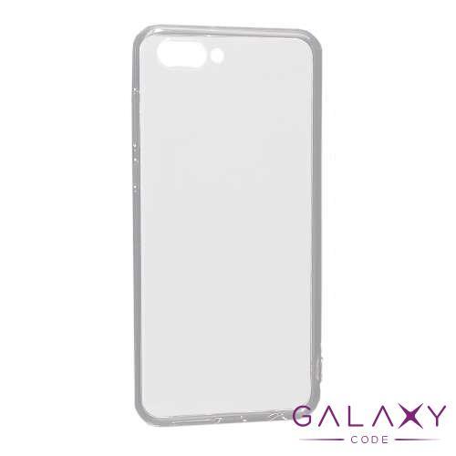 Futrola ULTRA TANKI PROTECT silikon za Huawei Nova 2s bela