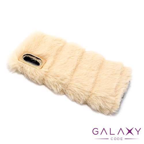 Futrola COAT za Iphone X krem