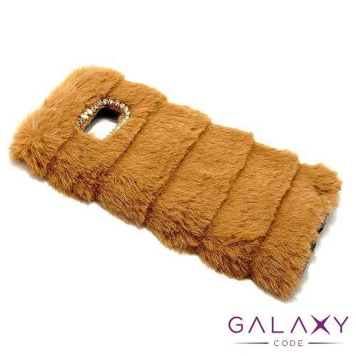 Futrola COAT za Samsung G955F Galaxy S8 Plus braon