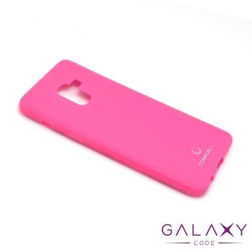 Futrola silikon DURABLE za Samsung A530F Galaxy A8 2018 pink