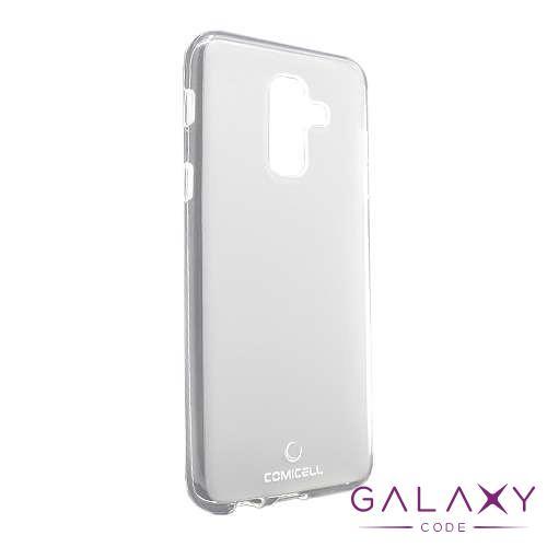 Futrola silikon DURABLE za Samsung A605G Galaxy A6 Plus 2018 bela
