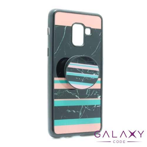 Futrola POPSOCKET za Samsung A530F Galaxy A8 2018 DZ13