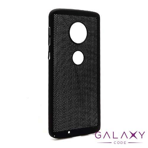 Futrola PVC BREATH za Motorola Moto G6 crna