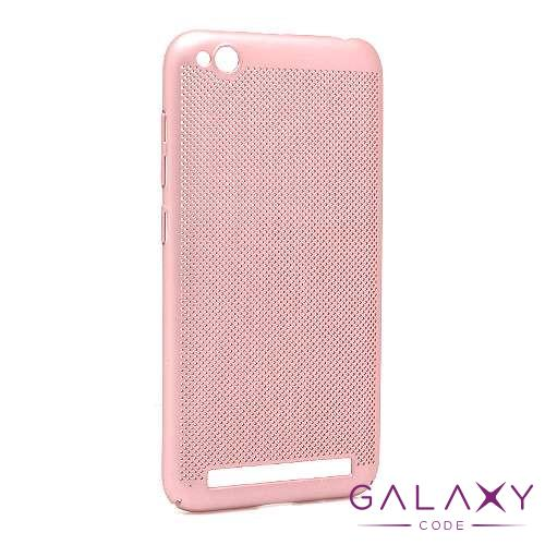 Futrola PVC BREATH za Xiaomi Redmi 5A roze