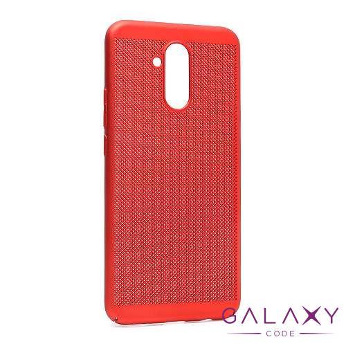 Futrola PVC BREATH za Huawei Mate 20 Lite crvena