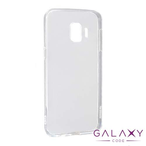 Futrola ULTRA TANKI PROTECT silikon za Samsung J260F Galaxy J2 Core providna (be