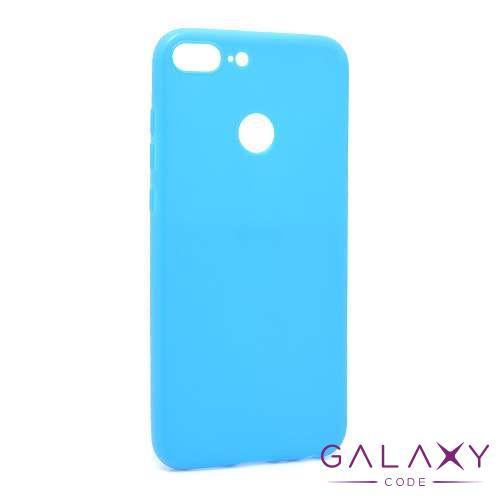 Futrola ULTRA TANKI KOLOR za Huawei Honor 9 Lite plava