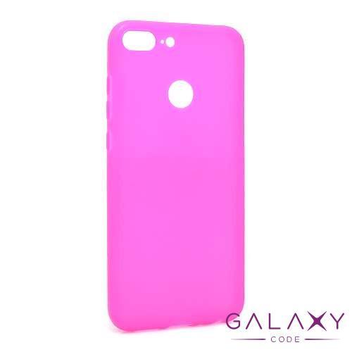 Futrola ULTRA TANKI KOLOR za Huawei Honor 9 Lite pink