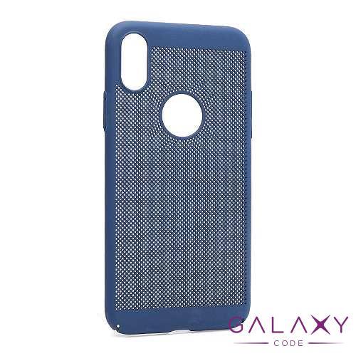Futrola PVC BREATH za Iphone XS teget