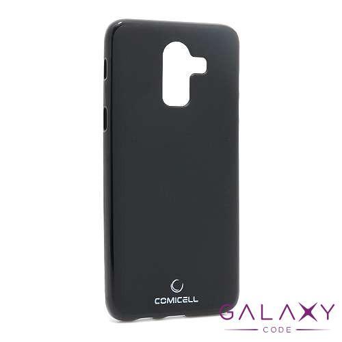 Futrola silikon DURABLE za Samsung J810F Galaxy J8 2018 crna