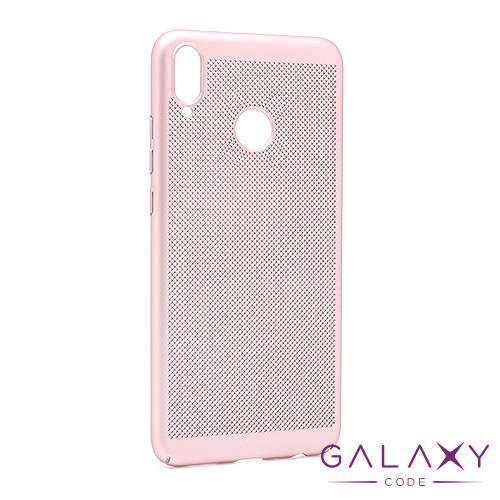 Futrola PVC BREATH za Huawei Honor 8X roze