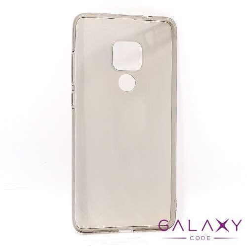 Futrola ULTRA TANKI PROTECT silikon za Huawei Mate 20 siva