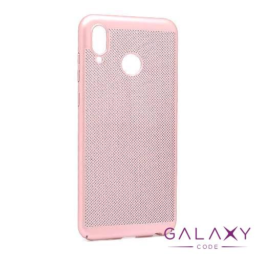 Futrola PVC BREATH za Huawei Honor Play roze