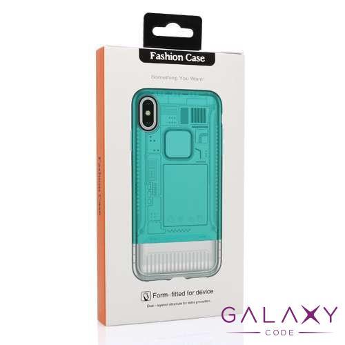 Futrola CLASSIC za Samsung A600F Galaxy A6 2018 tirkizna