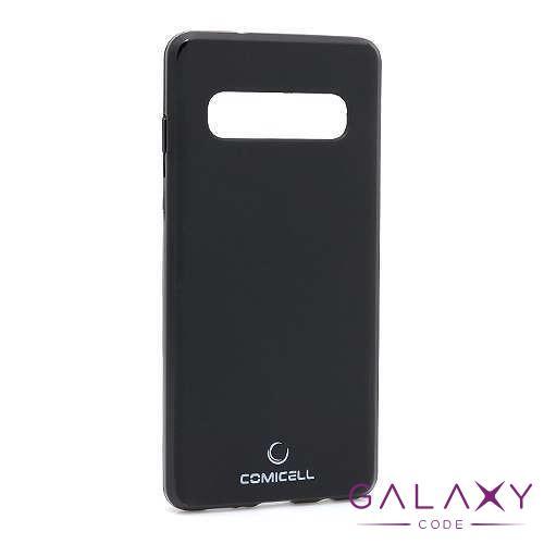 Futrola silikon DURABLE za Samsung G973F Galaxy S10 crna