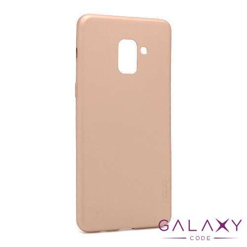 Futrola X-LEVEL Guardian za Samsung A730F Galaxy A8 Plus zlatna