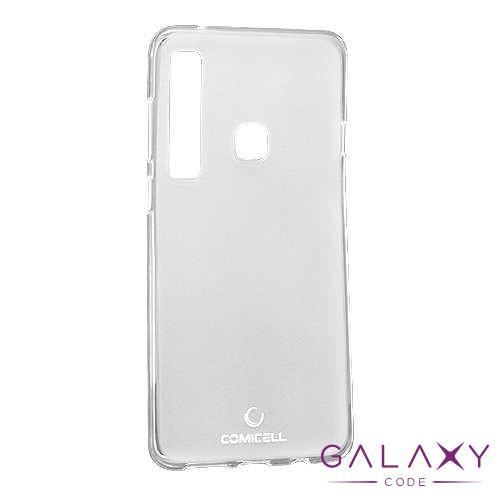 Futrola silikon DURABLE za Samsung A920F Galaxy A9 2018 bela