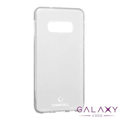 Futrola silikon DURABLE za Samsung G970F Galaxy S10e bela