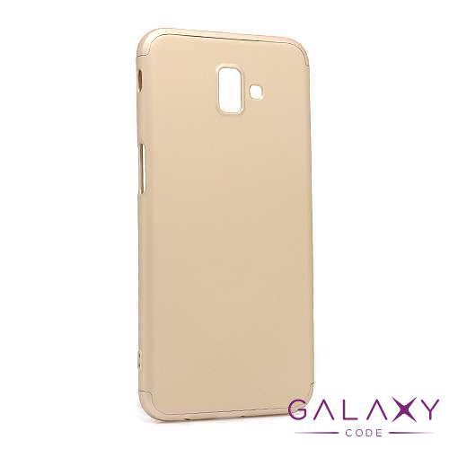 Futrola PVC 360 PROTECT za Samsung J610F Galaxy J6 Plus zlatna